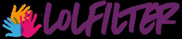 LOLFilter logo